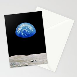 Earthrise Stationery Cards