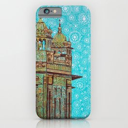 Harmandir Sahib iPhone Case