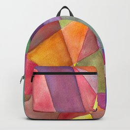 Warm and Cool Backpack