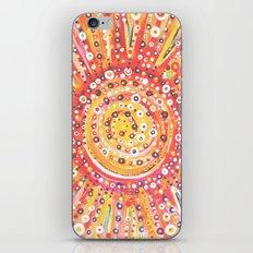 Sun Spots iPhone & iPod Skin