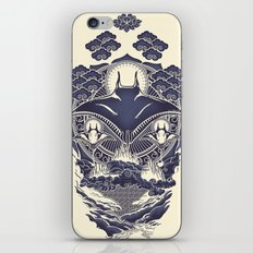 Mantra Ray iPhone Skin