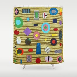 Little Gems Shower Curtain