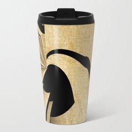 Ride The Swan Travel Mug
