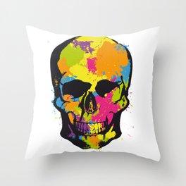 Dia De Los Muertos 13 Throw Pillow