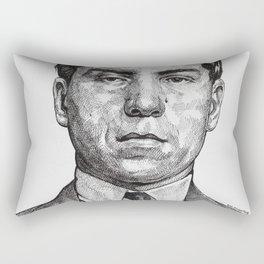 Lucky Crime Boss Rectangular Pillow