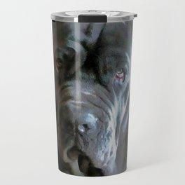 My dog Ovelix! Travel Mug