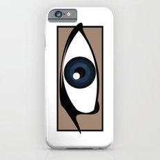 Blue Gaze iPhone 6s Slim Case