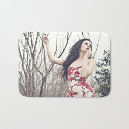With The Wind Bath Mat