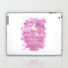 I'll Love You Then Laptop & iPad Skin