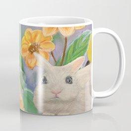 White Dwarf Bunny Coffee Mug