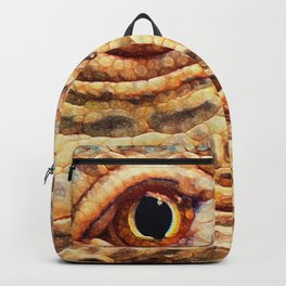 IGUANA ABSTRACT Backpack