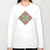 diamond Long Sleeve T-shirts featuring Diamond by Lyle Hatch