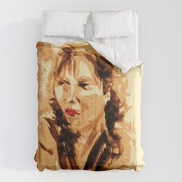 French Woman Comforters