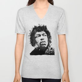 VOODOO CHILD Unisex V-Neck