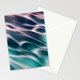 Neon Dreams Stationery Cards