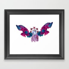 Angel Gabriel Framed Art Print