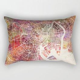 Tokyo map Rectangular Pillow