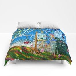 Fairy Artist Comforters