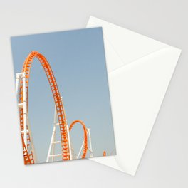 Coney Island Thunderbolt Stationery Cards