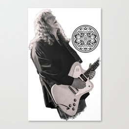 Warren Haynes/Govt Mule Canvas Print