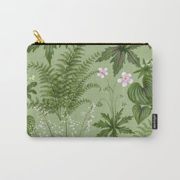 Woodland Garden Carry-All Pouch