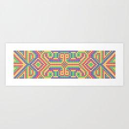 Vision 09 Art Print