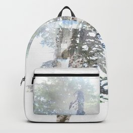 Where the sea sings to the trees - 5 Backpack