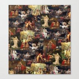 Arthurian Romances Canvas Print