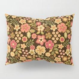 Mini Flowers Pillow Sham