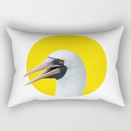 Hi! Nazca boobie Rectangular Pillow
