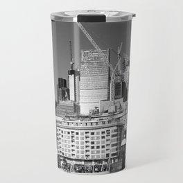 City Of London Skyline Travel Mug