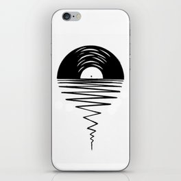 Record Sunsets iPhone Skin