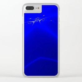 Star Kogo Clear iPhone Case