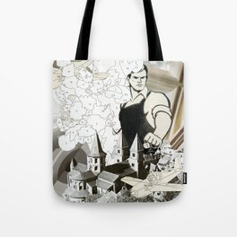 Ste. Foy Conques Tote Bag