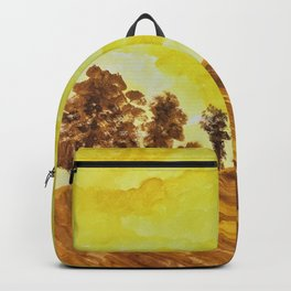 Warmest of Autumns Backpack