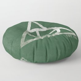 Knights Logo Floor Pillow