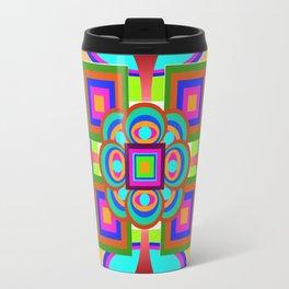 Pattern June Travel Mug