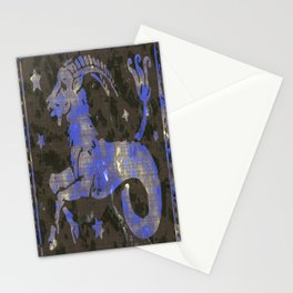 Aries Ram Stationery Cards