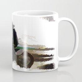 Dirt-biker - Motocross Racer Coffee Mug