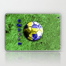 Old football (Sweden) Laptop & iPad Skin