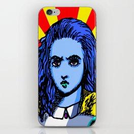Alice Starburst iPhone Skin