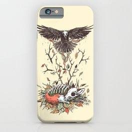 Eternal Sleep iPhone Case