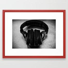 sennheisers Framed Art Print