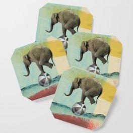 Elephant Balance Coaster