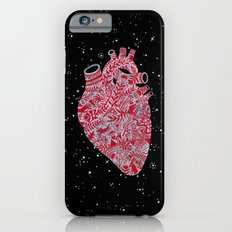 Lonely hearts iPhone 6s Slim Case