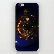 Manhattan Island Moonlight iPhone & iPod Skin