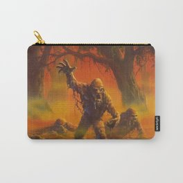 You Can't Scare Me Carry-All Pouch