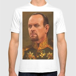 the undertaker - Replace face T-shirt