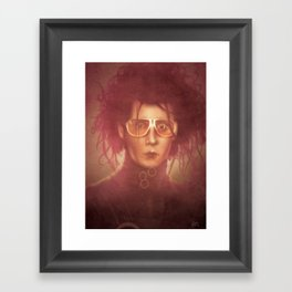 Edward Scissorhands Kwi Print By Greg Gonzalez Society6