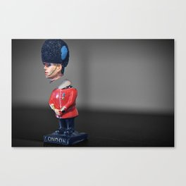Lond-Uh-Oh Canvas Print